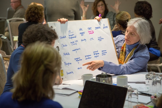 MUM Faculty and Admins Hone Academic Assessment Practices at Chicago Conference