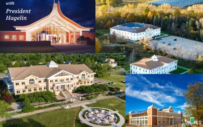 Saturday May 16: Late-Breaking News of Maharishi International University