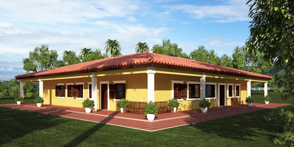 Almar Meijles Builds Vāstu Housing in Indonesia