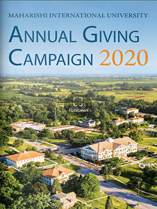 Annual Giving 2020