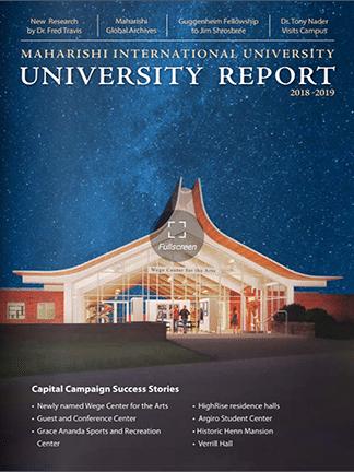 University Report 2019