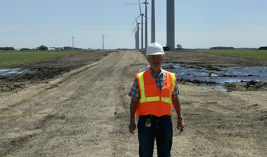 Michael T. Moore Expanding Renewable Energy in Fairfield