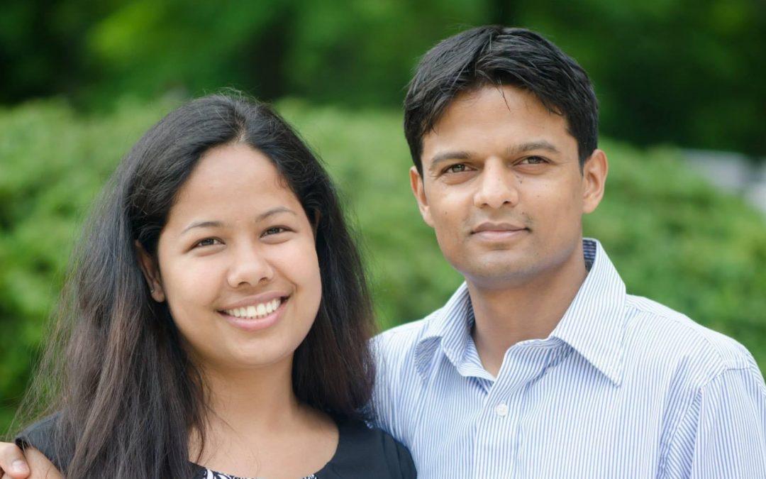 Raju Luitel—From Intern to Comptroller